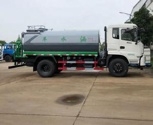 China Inner Non-toxic Anti-corrosion 12 to 15 ton Drinking Water Supply Truck on sale