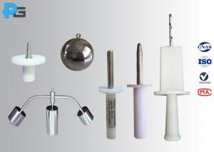 China IEC60950 Test Finger Probe Rigid Test Finger Ball Pressure Test Apparatus on sale