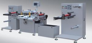 China Allfine 24000 times/h 7200m/h High Speed flatbed Label Hot Stamping And Die Cutting Machine With Sheet cutter Rotary on sale
