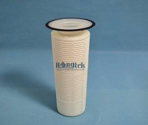China BF series High Flow Pleated Bag Filters replace to Pall Marksman Series filters on sale