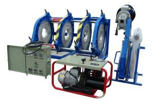 China HDPE pipe butt fusion welding machine on sale