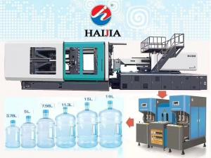China plastic mineral water bottle making machine Plastic Injection Molding Machine 100ml plastic mineral water bottle price on sale