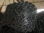 Círculo / quadrado / Retangular / elipse galvanizado, oleada, black soldadas, tubos de aço / tubos