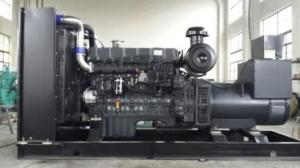 China Super Silent Three Phase AC Generator 250KW Automatic Paralleling Control System on sale