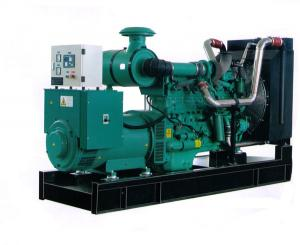 China 40 kw Diesel Generator Marine Diesel Engines , 3 Pole MCCB , 4 Stroke on sale