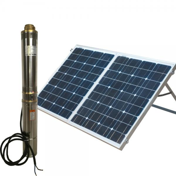 DC 36V Marine /& Farm Submersible Water Well Pump 300W,Solar /& Battery Energy