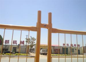 China Residential Free Standing Temporary Fence For Construction Weather Resistance on sale