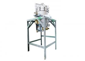 China Peanut Oil Pressure Plate Filter , Vertical Filter Press Small Footprint on sale
