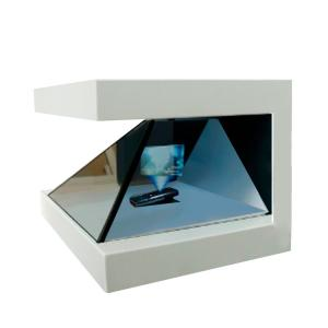 China 15 270° 3D Holobox Holographic Showcase Transparent With Full HD Resolution on sale