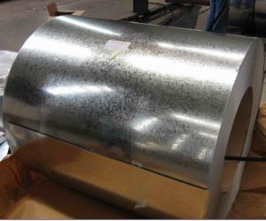 China AZ Alloy Regular Spangle Sheet Hot Dipped Galvanized Steel Coils on sale