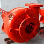 """China BETTER Mission Magnum 6x5x11 Centrifugal slurry Pump Complete w/Mechanical Seal RH Impeller 11""""  Red Painting wholesale"""