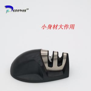 China Mini Knife Sharpener with Ceramic and alloy blades on sale