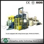 Sistema de revestimento do mergulho da máquina de revestimento da rotação do mergulho com única cesta DST S800