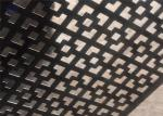 Customized Decorative Perforated Sheet Metal Panels For Walls And Partitions