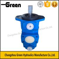 Vickers V10, V20 Single Hydraulic Vane Pump for Machine toll high quality blue or black