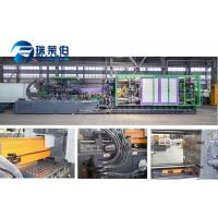 Toggle Type Cap Injection Molding Machine 100 G / S Rate Easy Operation