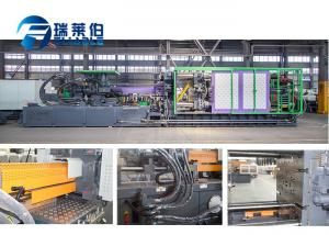 China Toggle Type Cap Injection Molding Machine 100 G / S Rate Easy Operation on sale