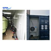 1000L/H 20ft Containerized Mobile Water Treatment Equipment  for Emergency Outdoor