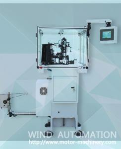China Muti poles BLDC Stator winder needle winding WIND-2-TSM Array coils to achieve high slot filling rate on sale