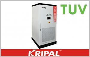 China IGBT / MPPT 50KW On Grid Inverter / Solar PV Inverter 3 Phase 400V on sale