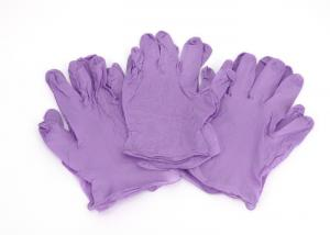 China Safety PVC Ambidextrous 0.83mm Food Service Vinyl Glove on sale