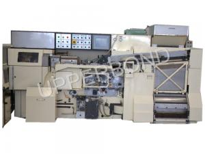 China 3 Phase Cigarette Rolling Machines Filter Assembling And Tray Filler , High Speed on sale