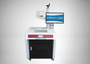 China 3D UV Laser Marking Equipment , 355nm Automatic Marking Machine For Ceramics Plastic on sale