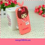 China hot silicone mobile cover wholesale