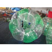 High Temp Technics Human Bubble Ball , Body Bumpers For Adults Long Life Time