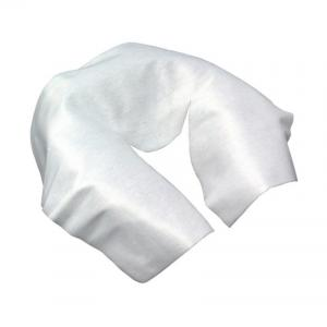 China Comfortable Disposable Face Cradle Covers U Shape Neck Pillow Cover on sale