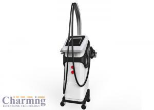 China 220V Salon Body Slimming Machine RF+Vacuum Beauty Equipment V9-2 on sale