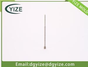 China SKD11 ejector pin and sleeves-punch-pin customization in core pin manufacturer on sale