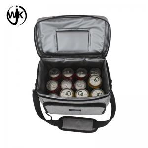China Oxford with pu cooler bag insulated lunch unique design ice bag wine cooler wholesale sling beer thailand cooler bag on sale