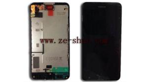 China Black Cell Phone LCD Screen Replacement For Nokia Lumia 630 Complete on sale