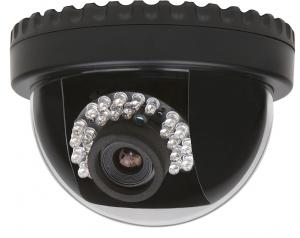 China Effio-E Dome Indoor / Outdoor CCTV Camera With CCD Sensor , Wide Angle on sale