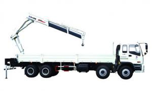 China Durable XCMG Knuckle Boom Truck Crane 20 t.m For Lifting Heavy Things on sale
