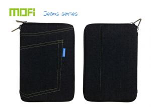 China Black And Blue Jeans Customized Apple Mini Ipad Protective Cases on sale