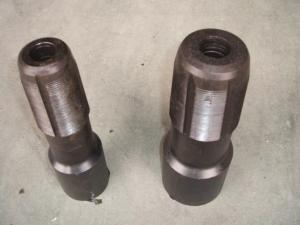 China Full Penetration Self-Tapping Thread , Drill Rig Parts Drill Rod Recovery Tap on sale