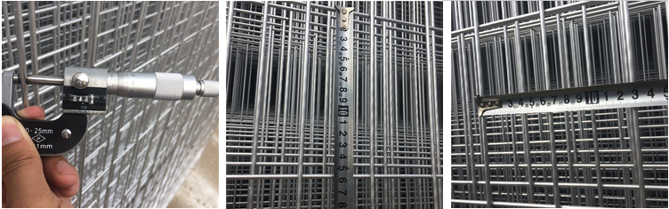 Construction Temporary Mesh Fencing China Supplier