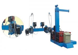 China Wire Melt Electroslag Welding Machine For Steel Box Beam Cantilever Type on sale