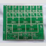 4 layers PCB Rogers PCB FR-4 PCB manufacturer mix material multilayer PCB board