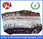 Do fruto superior do saco da cereja do zíper saco de plástico de empacotamento dos sacos claramente