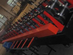 China C Z Interchangeable Purlin Roll Forming Machine Auto Change Size C&Z Purlin Forming Machine on sale