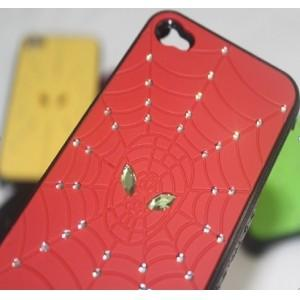 China Customized Water Proof Bling Bling Apple Iphone 4 Protective Cases Covers  on sale