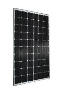China Photovoltaic Renewable Energy Mono Cell Solar Panel 33V 245 Watt For Small Solar System on sale