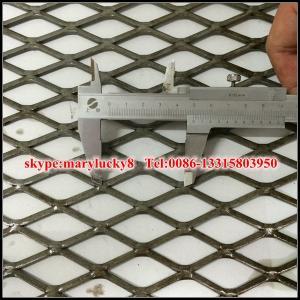 China flattened金属の/Aluminumによって拡大された金属板を拡大しました on sale