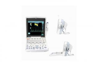 China 3D Optional Portable Cardiac Color Doppler Ultrasound Machine Detect With 12.1 Inch LED Screen on sale