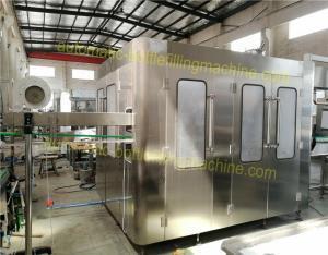 China Plastic Bottled Carbonated Beverage Filler High Level Sanitary For Soft / Energy Drink on sale