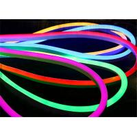 China 2.5cm Cutting Length LED Neon Rope Light Stable Reliability Outside LED Rope Lights on sale
