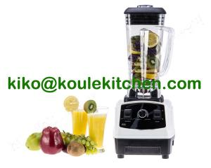 China Kitchen Equipment Commercial / Multifunctional Food Processor Blender on sale